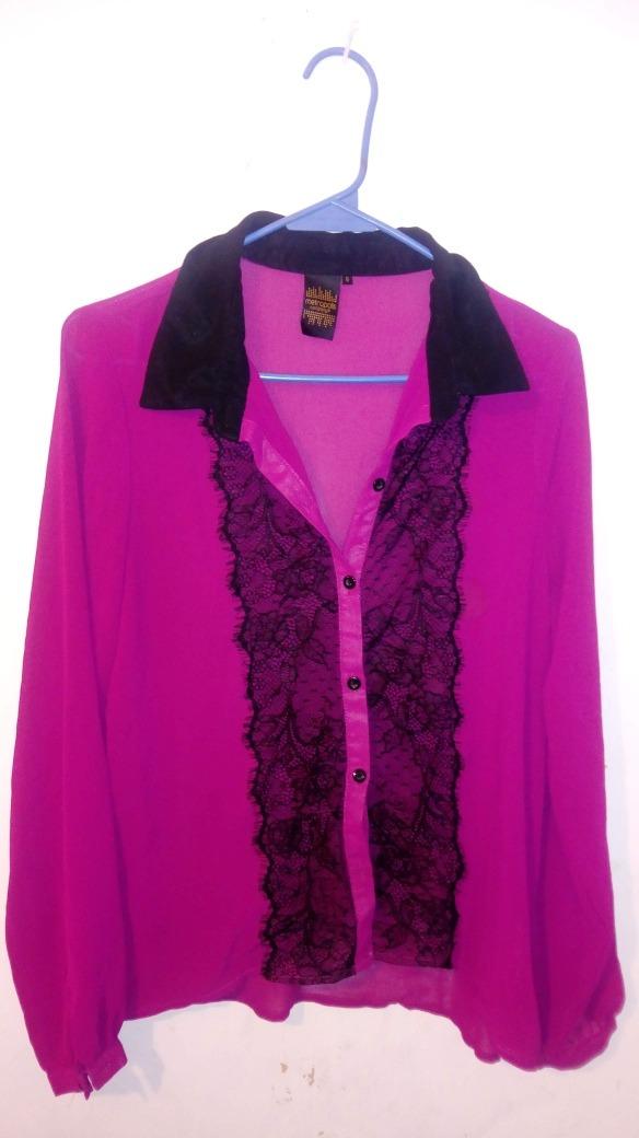 Blusa De Vestir Para Dama - $ 220.00 en Mercado Libre