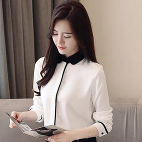 Blusa De Vestircasual Elegante Para Dama