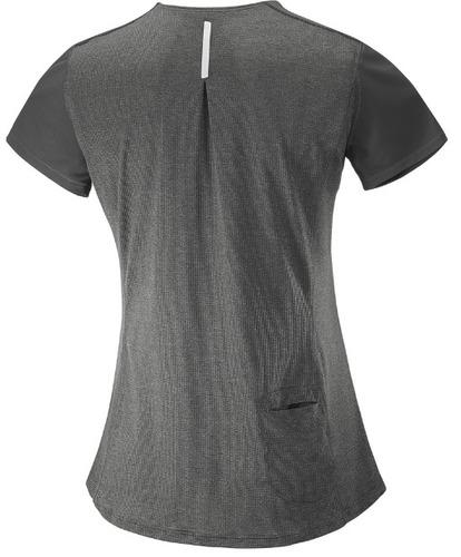 blusa deportiva agile long licra salomon