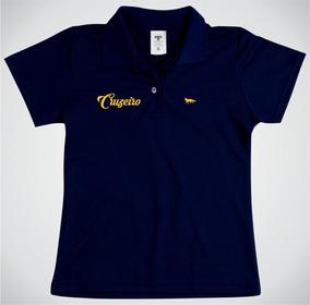 fbc4d6b75f Camisa Do Cruzeiro Feminina Amarela - Futebol no Mercado Livre Brasil