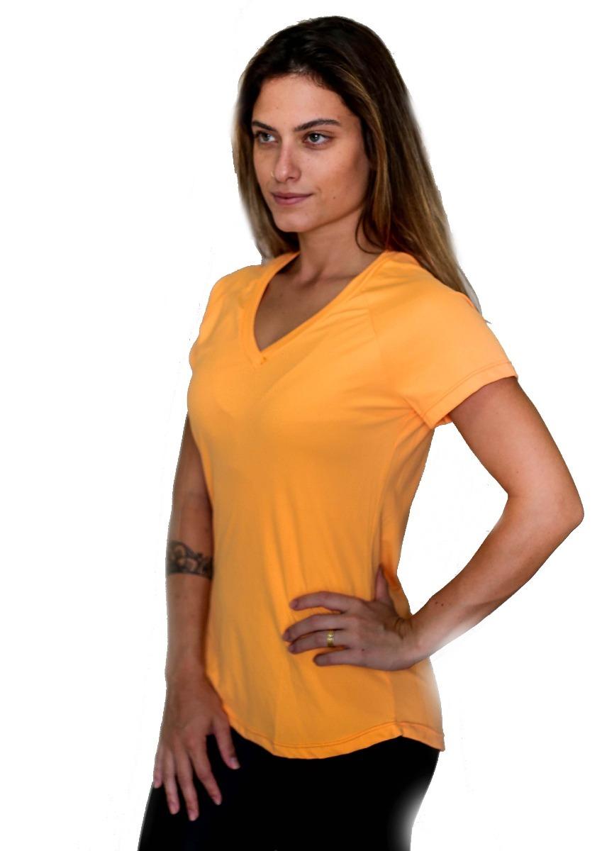 1403266320 Blusa Dry Fit Roupa Feminina 100% Poliamida Fitness - R  38
