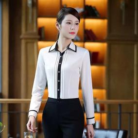 Blusa Vestir Oriental Dama Ropa Bolsas Y Calzado De Mujer