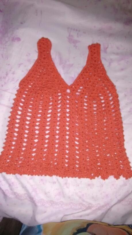 382ff0dfc03 Blusa Em Croche Infantil