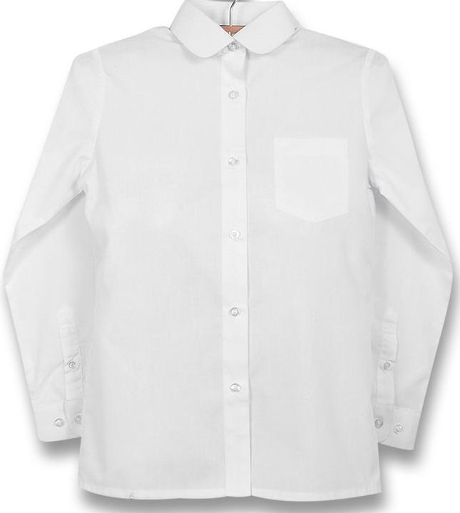 diseño de calidad 8a818 52417 Blusa Escolar Blanca Niña Mujer