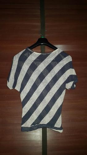 blusa estampada para dama