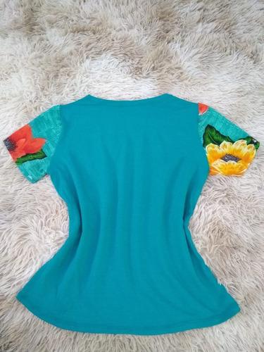 blusa evangelica crepe e malha moda feminina promoção