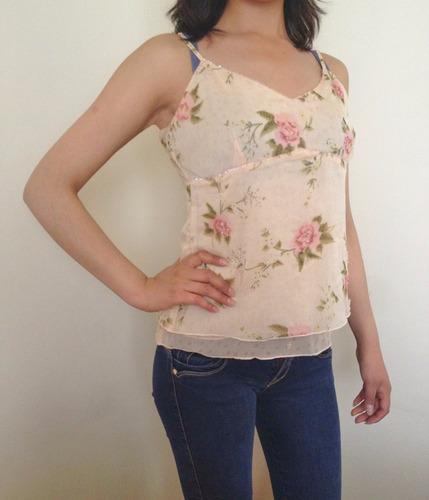 blusa exclusiva manga cero talla  m  traída de españa