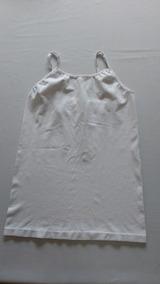 36998d0914 Blusa Alca Fina Branca - Calçados