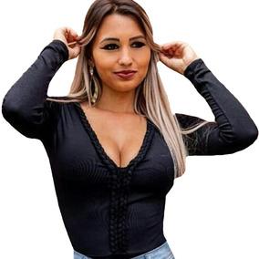 32e10627e6 Imac 2019 Blusas Feminino - Camisetas e Blusas Body no Mercado Livre Brasil