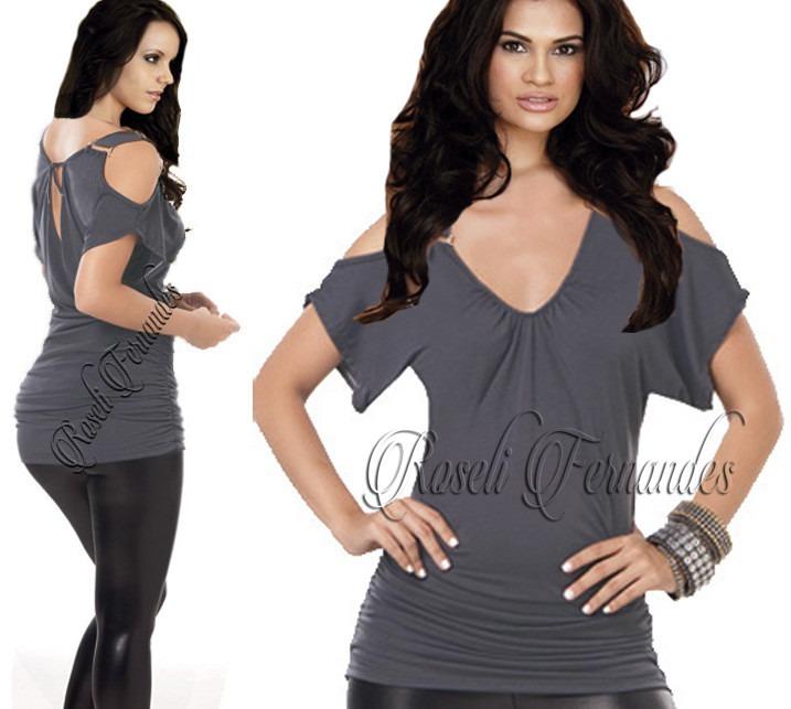 O seu estilo é você, escolha a sua tendência. Encontre Blusas Feminino - Camisetas no Mercado Livre Brasil. Descubra a melhor forma de comprar online.