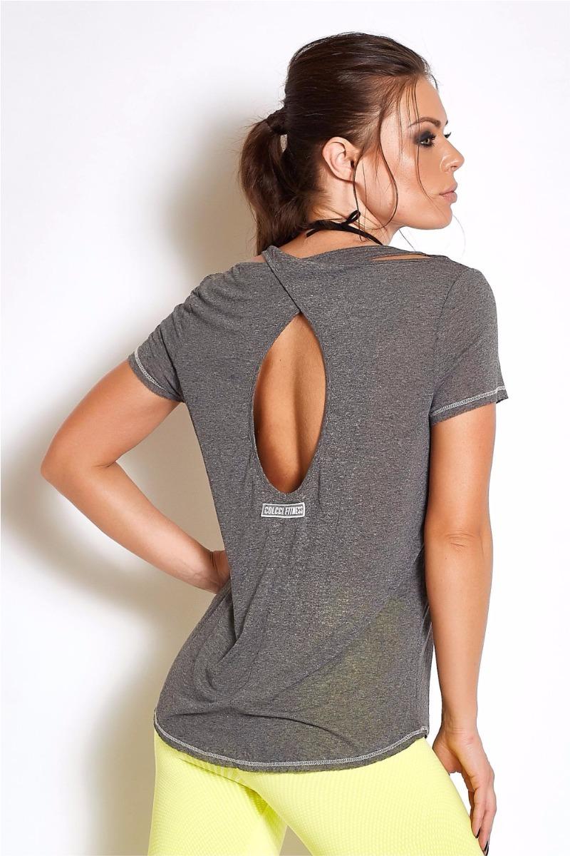d5c5eb680 blusa feminina colcci fitness change original promoção. Carregando zoom.