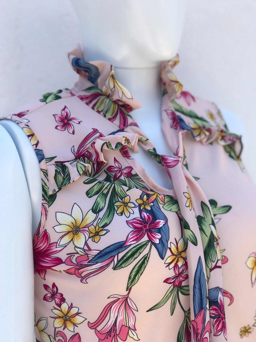 a4edbe2ffc blusa feminina evangelica floral liquidacao verao 2019. Carregando zoom.