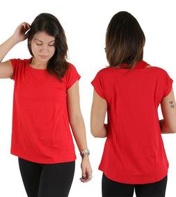 b134d1df0 Blusa Furadinha De Usar Com - Blusas Feminino no Mercado Livre Brasil