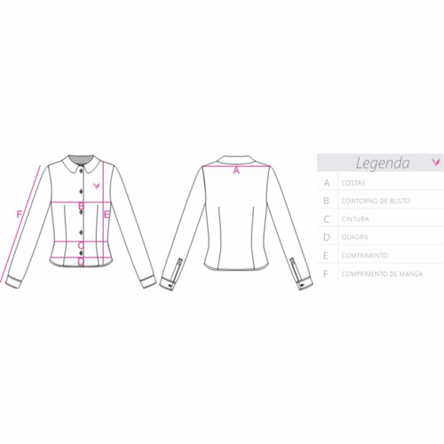 blusa feminina isidore - cetim c/ elastano - pimenta rosada