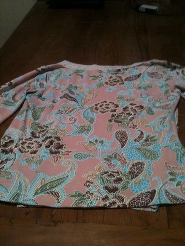 blusa feminina marcia mello tam p