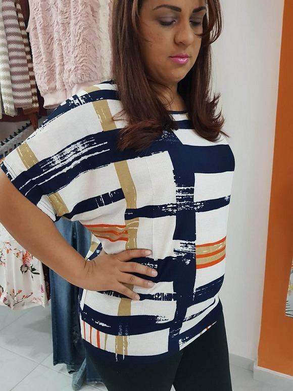 4e1795a07 Blusa Feminina Plus Size Gordinha Roupas Femininas Moda Plus - R  40 ...