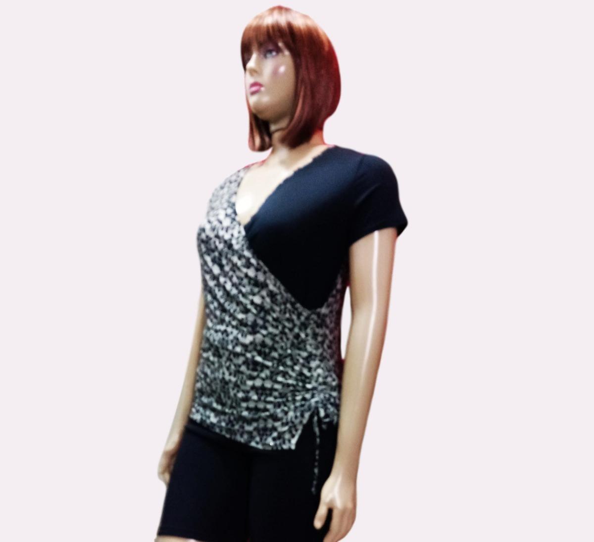 f4c31ef5b0 blusa feminina plus size malha fria social festa - 231. Carregando zoom.