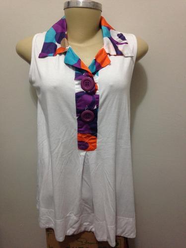 blusa feminina tafetá