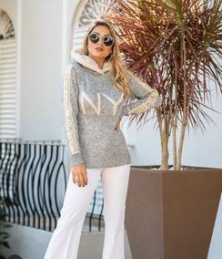 f820cb6d4 Blusa Fio Modal - Calçados, Roupas e Bolsas no Mercado Livre Brasil