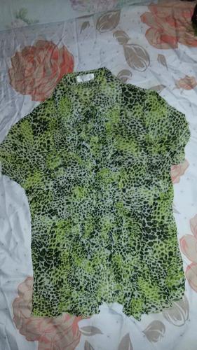 blusa fresquita para dama talla s