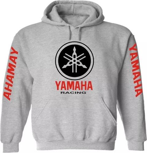 blusa frio moletom yamaha racing moto série especial natal !