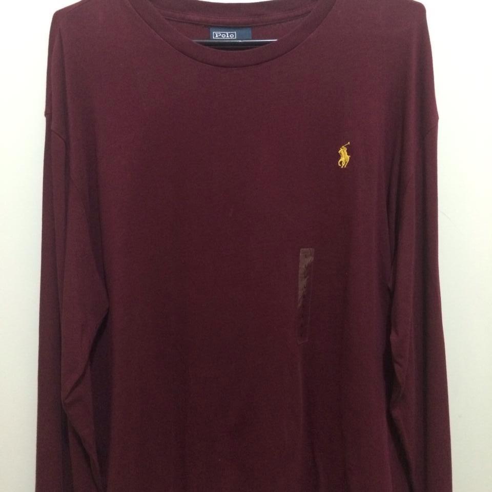 blusa frio polo ralph lauren tam g masculino 100% original. Carregando zoom. 4cbc2d6d032