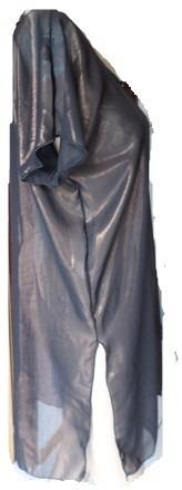 blusa gasa metalizada s m l xl 2xl 3xl 4xl
