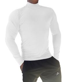 06abae80c8 Blusa Gola Alta Adidas - Camisetas para Masculino no Mercado Livre Brasil