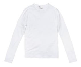 9e2cc8d40 Blusa Basica Manga Longa Feminina Hering - Camisetas e Blusas com o ...
