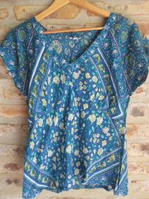f0ee3441d Blusas Talles Especiales Hippies - Ropa y Accesorios en Mercado ...