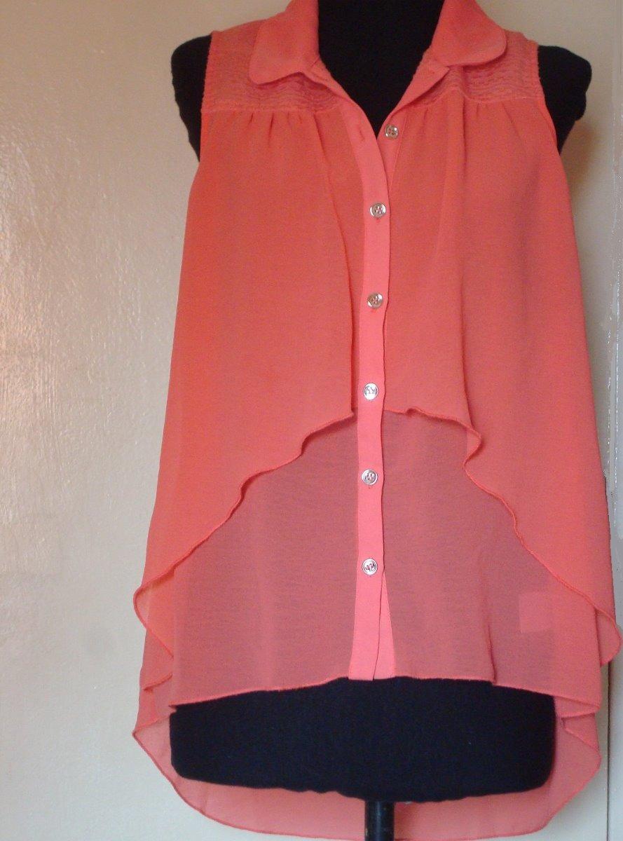 Blusa Importada De Vestir Para Dama. - $ 300,00 en Mercado Libre