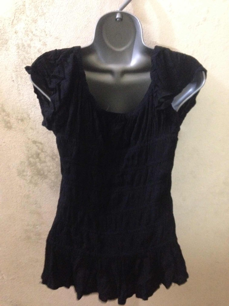 a73674b50f blusa indiana preta rendada g viscose decote princesa acintu. Carregando  zoom.