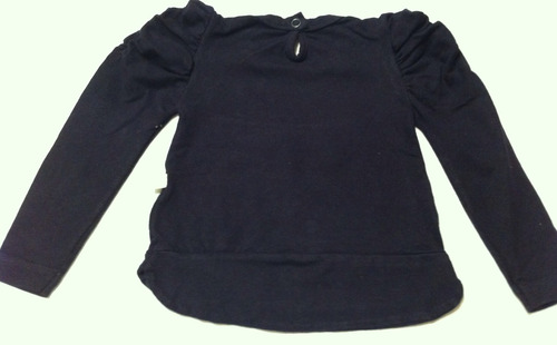 blusa  infantil com lantejoulas tam 3 meses