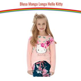c01adf2692 Blusas Meninas Rosa claro em Garanhuns no Mercado Livre Brasil