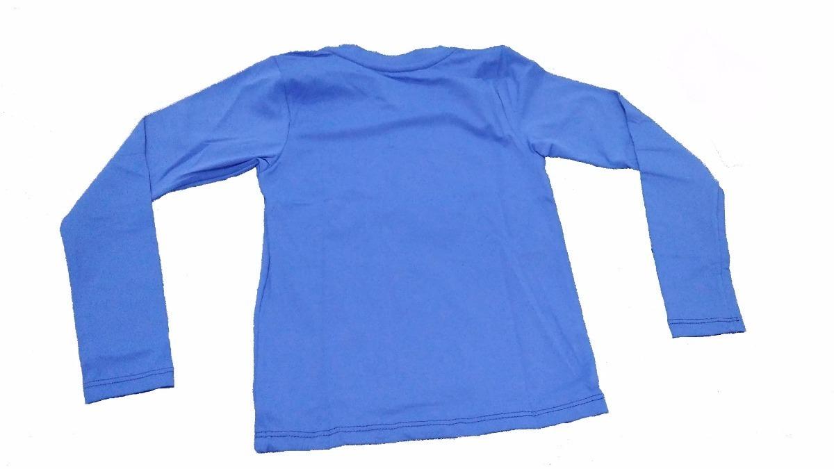 blusa infantil proteção solar uv térmica verão - elite. Carregando zoom. 774e44962a3ce