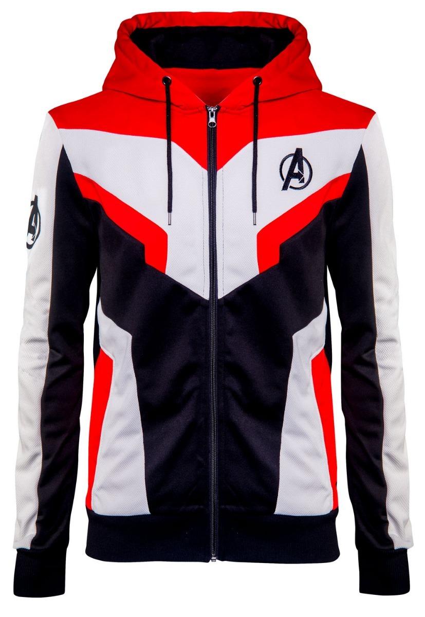 c2b9f008ba blusa jaqueta casaco avengers endgame cosplay vingadores. Carregando zoom.