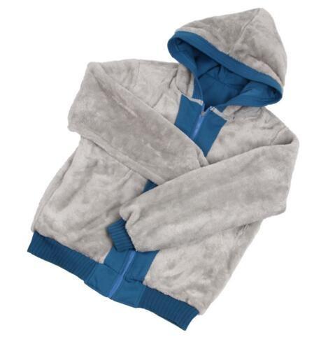 Blusa Jaqueta De Frio Masculina Com Capuz E Forro De Pelo - R  220 ... ecb13537f01