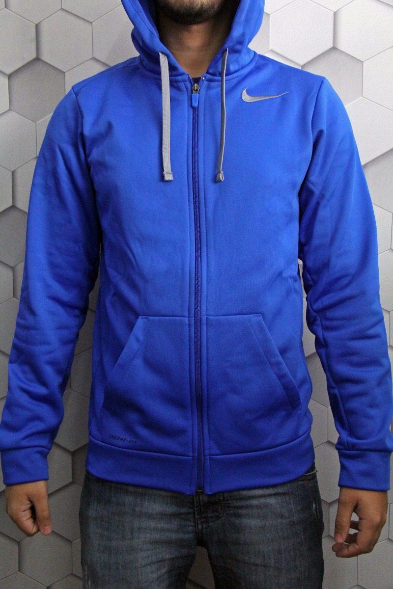 ada3b09e92 blusa jaqueta nike therma-fit azul 839102 original 1magnus. Carregando zoom.