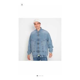 Blusa Jeans Booq