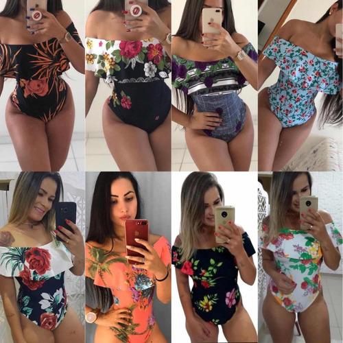 blusa kit body revenda atacado 10 peças moda babado feminina