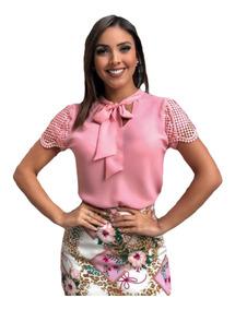 5e36b2237004 Kit Blusinhas Evangelicas Variadas - Calçados, Roupas e Bolsas com o  Melhores Preços no Mercado Livre Brasil