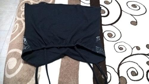 blusa linda talla ch negra