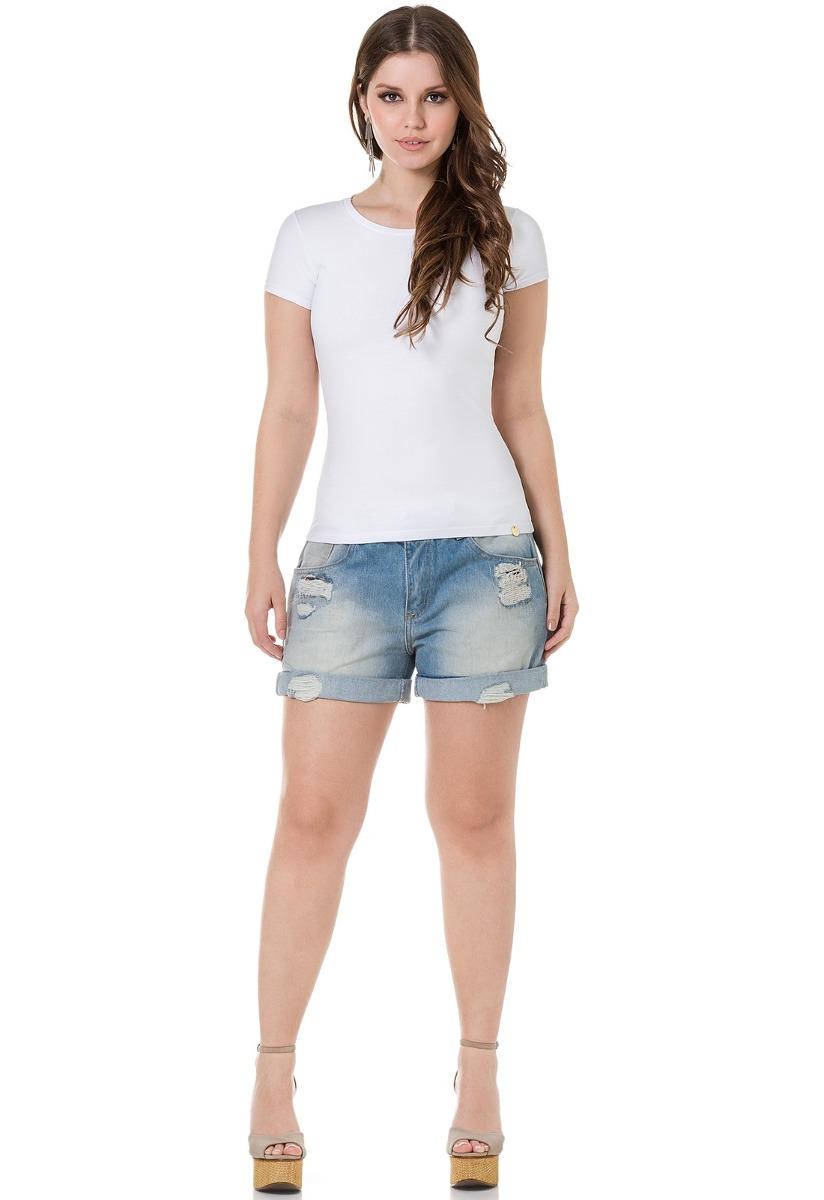 6c105bd49 Blusa Lunender Feminina - R$ 29,90 em Mercado Livre