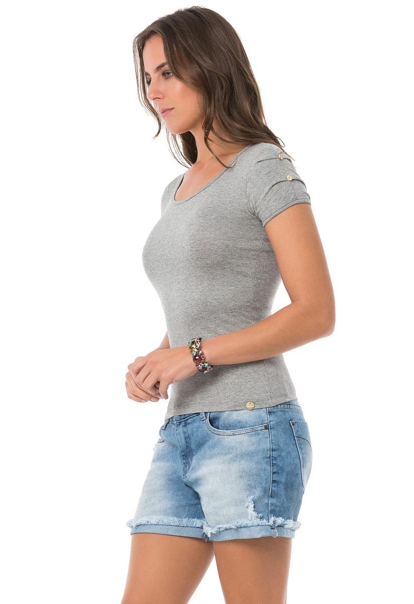 25d2c30c7 Blusa Lunender Feminina - R$ 39,90 em Mercado Livre