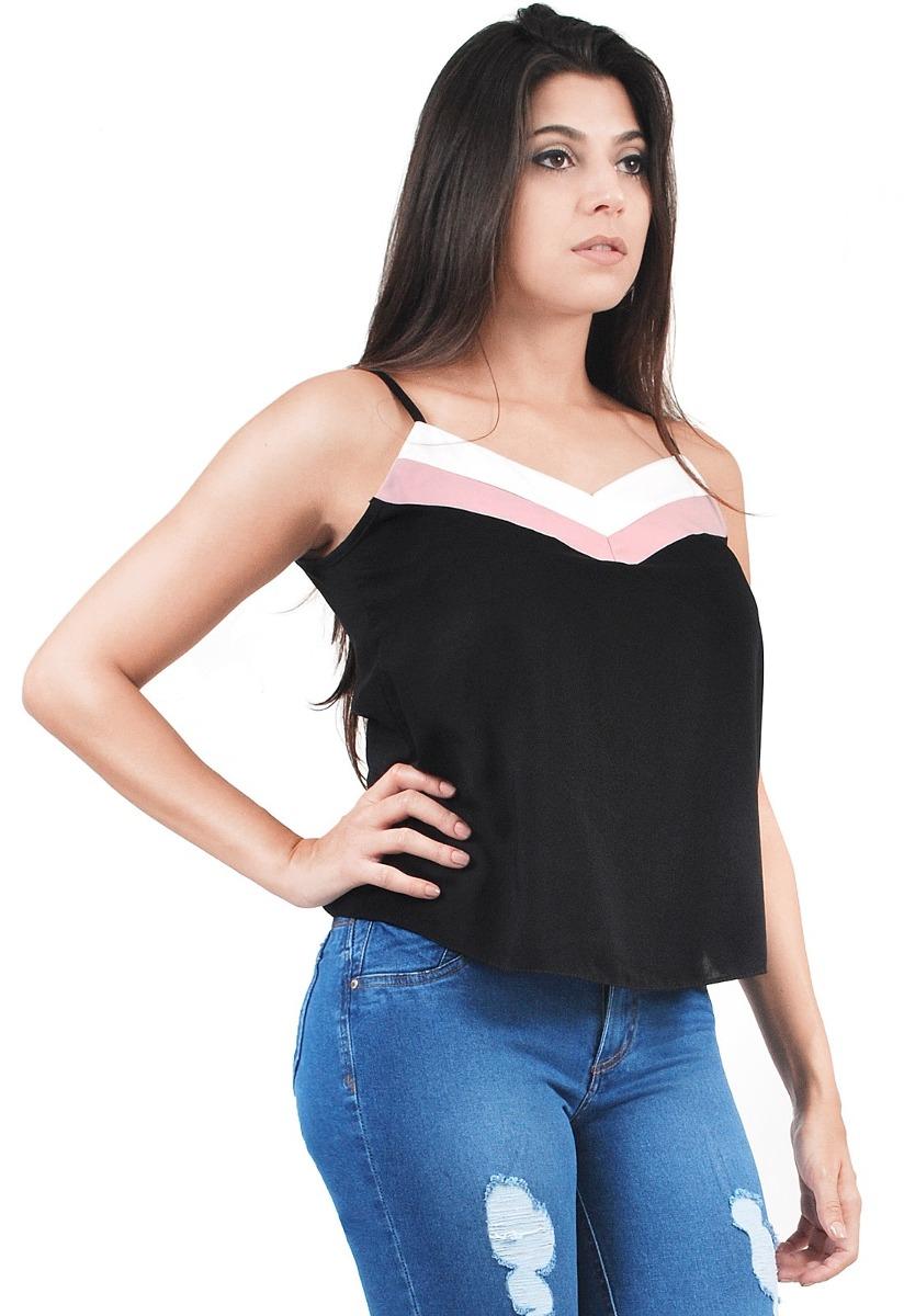 34d166369 Blusa Lunender Feminina - R$ 48,90 em Mercado Livre