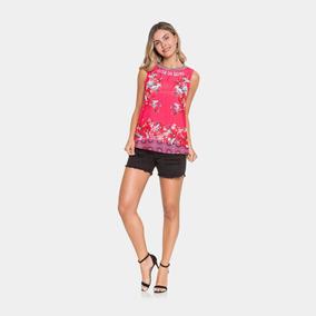 9bed16cceb Blusas Da Lunender Coleco Primavera - Camisetas e Blusas para ...