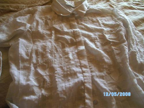 blusa magma talla m con bordados