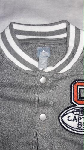 blusa manga comprida gap infantil