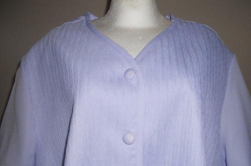 blusa manga corta