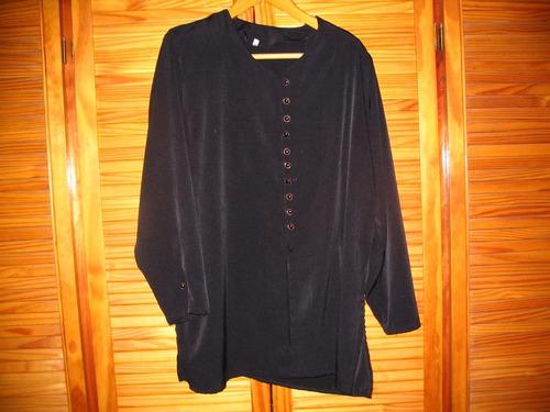 blusa manga larga camisa